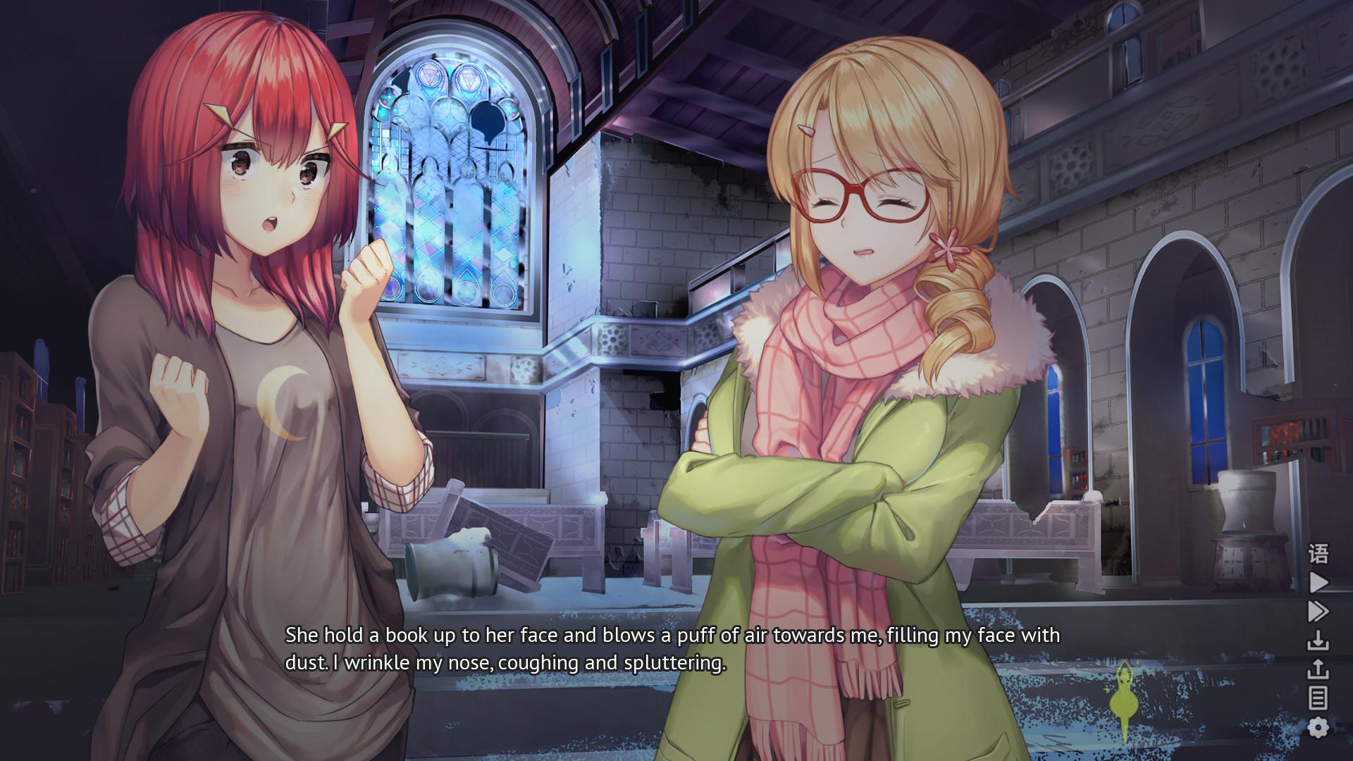 flirting games anime eyes downloads pc
