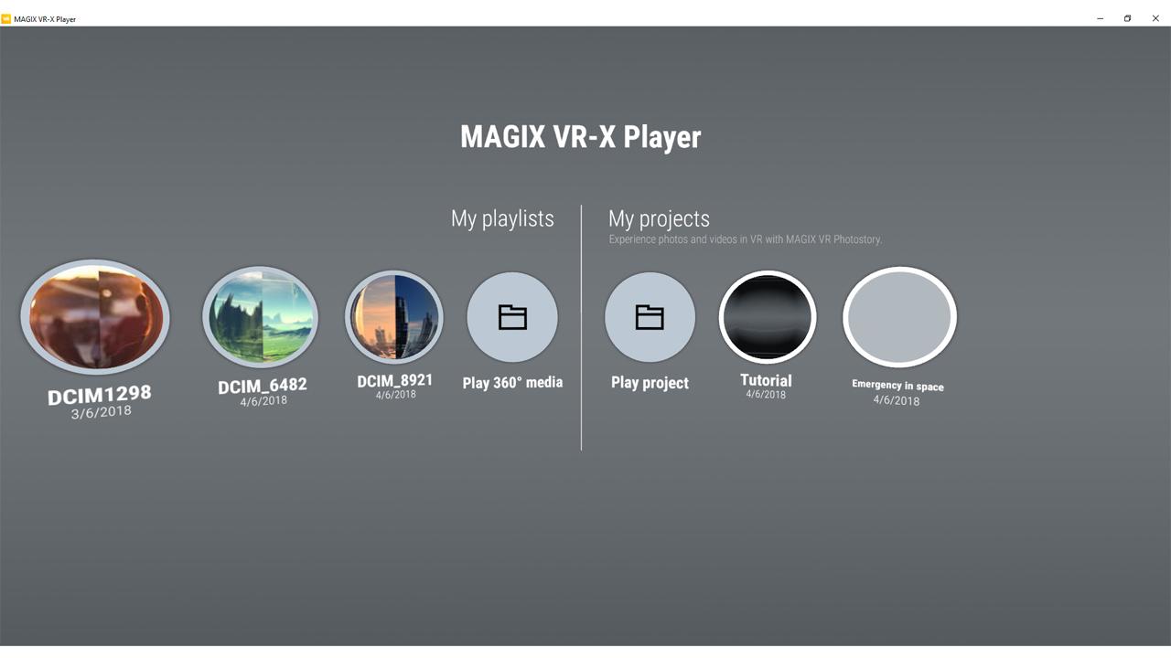 VR-X Player Steam Edition on Steam