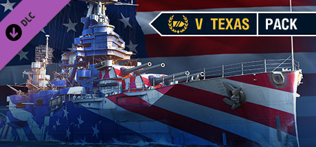 World of Warships - Texas Pack