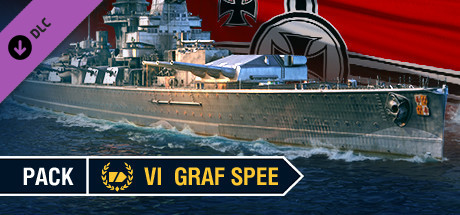 World of Warships - Admiral Graf Spee Pack