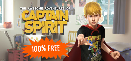 The Awesome Adventures of Captain Spirit (PAK Files) Localization