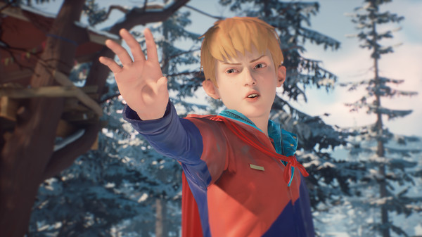 скриншот The Awesome Adventures of Captain Spirit 5