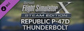 FSX Steam Edition: Republic P-47D Thunderbolt Add-On