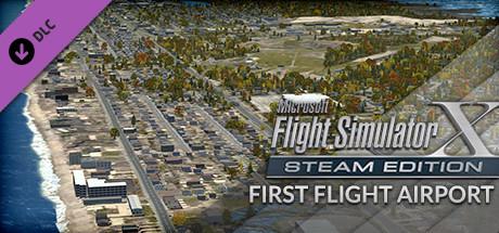 FSX Steam Edition: First Flight Airport (KFFA) Add-On