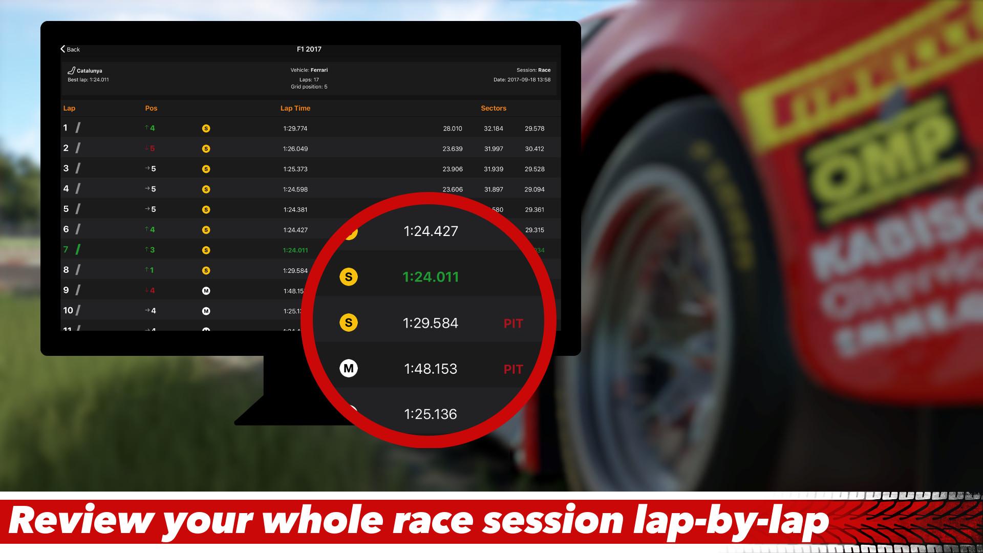 Sim Racing Telemetry on Steam