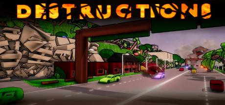 Destructions cover art