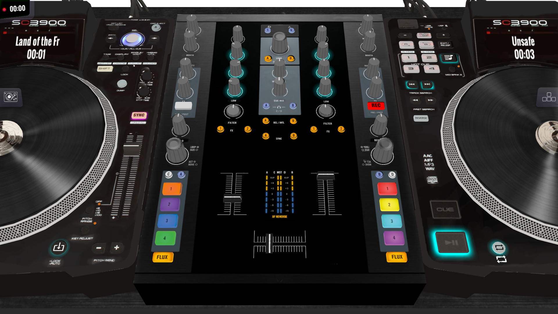 Party Mixer DJ Player App for Android