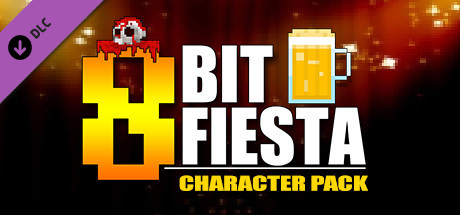8Bit Fiesta - Character Pack