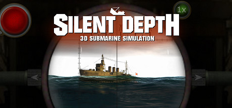 Silent Depth 3D Submarine Simulation