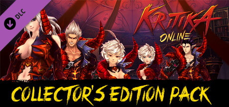 Kritika Online: Collector's Edition Pack (DLC)
