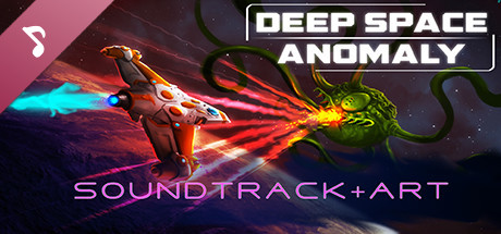 DEEP SPACE ANOMALY: Soundtrack + ART