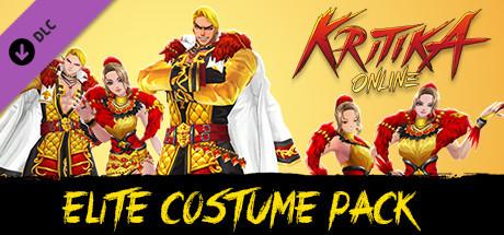 Kritika Online - Gold Raider Elite Costume Pack