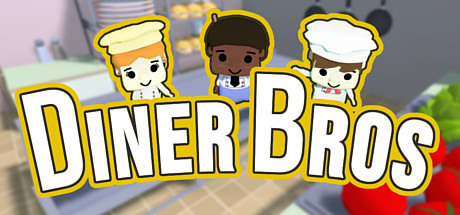 Diner Bros game memasak