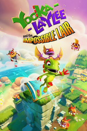 Yooka-Laylee and the Impossible Lair poster image on Steam Backlog