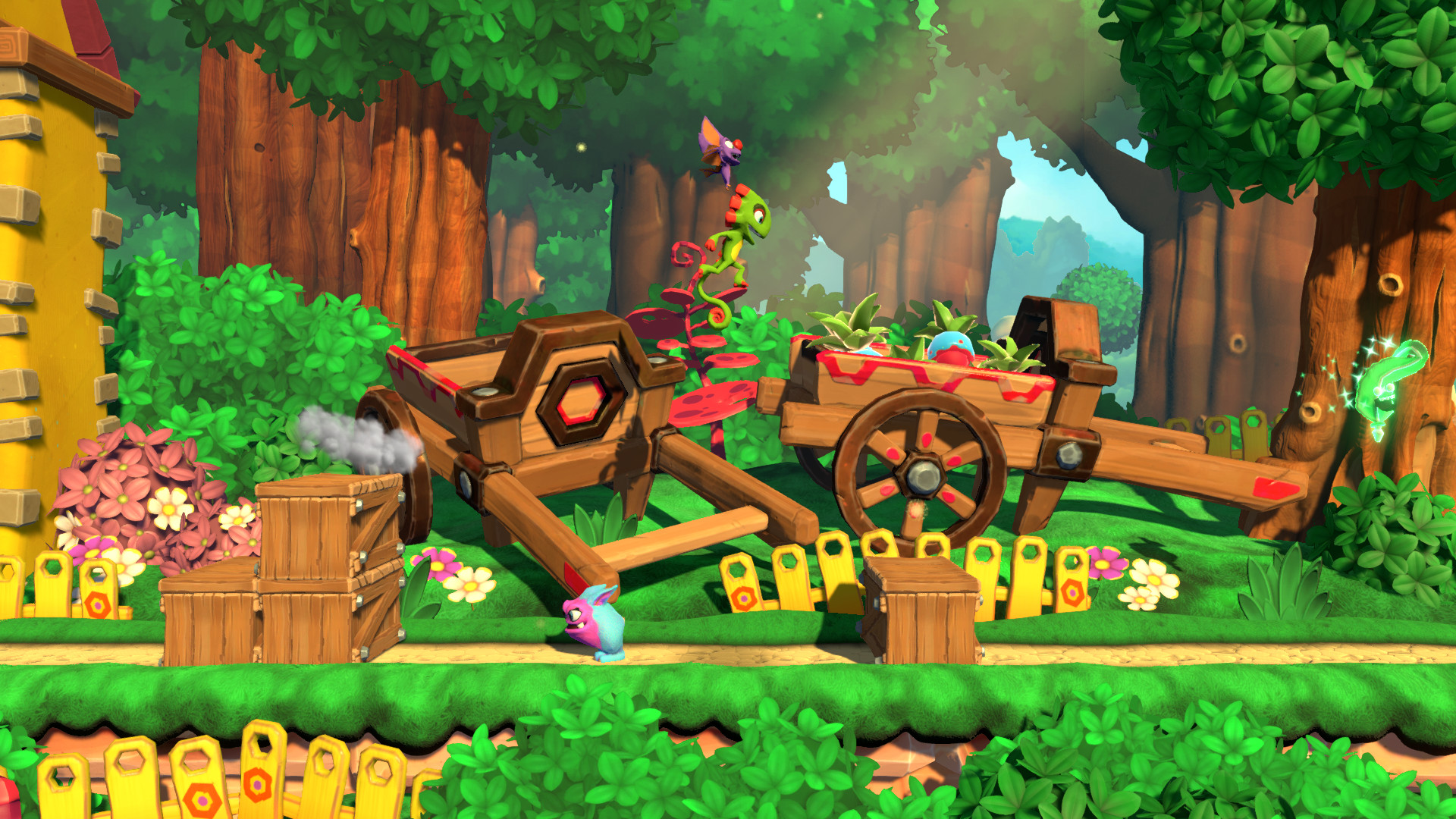Link Tải Game Yooka-Laylee and the Impossible Lair Miễn Phí Thành Công