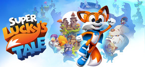 Super Lucky's Tale cover art