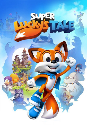 Super Lucky's Tale poster image on Steam Backlog