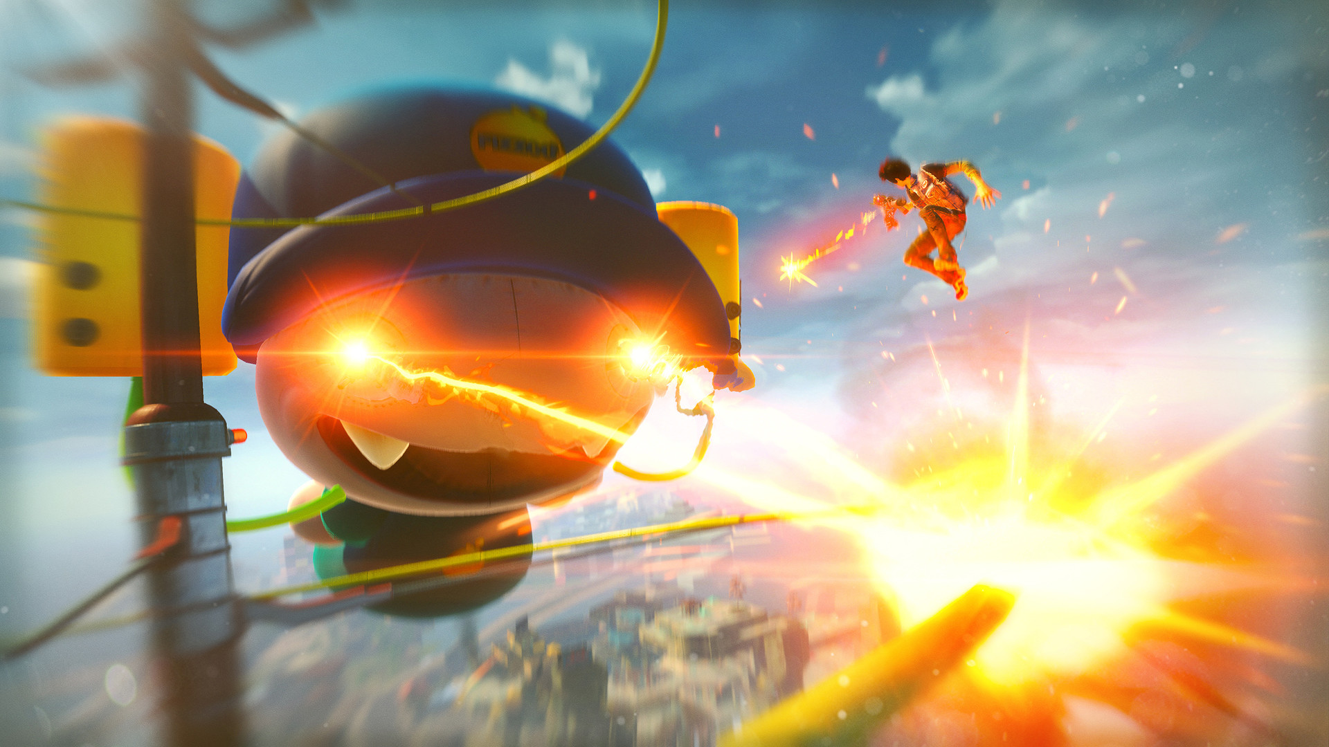 Sunset Overdrive Screenshot 1
