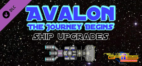 Avalon: The Journey Begins - Ship Upgrades