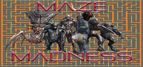Купить Maze Madness