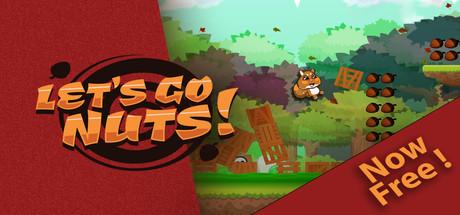 Купить Let's Go Nuts!