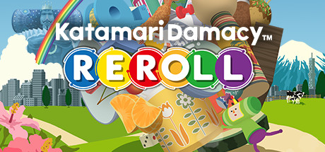 Katamari Damacy REROLL cover art