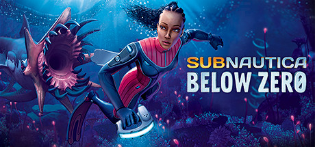Subnautica: Below Zero cover art