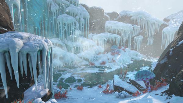 Screenshot of Subnautica: Below Zero