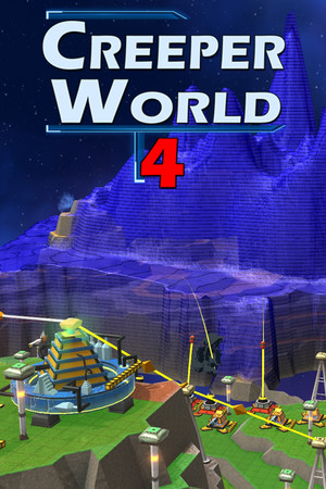 Creeper World 4 poster image on Steam Backlog