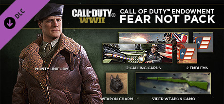 Call of Duty: WWII - Call of Duty Endowment Fear Not Pack