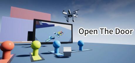 Open The Door cover art