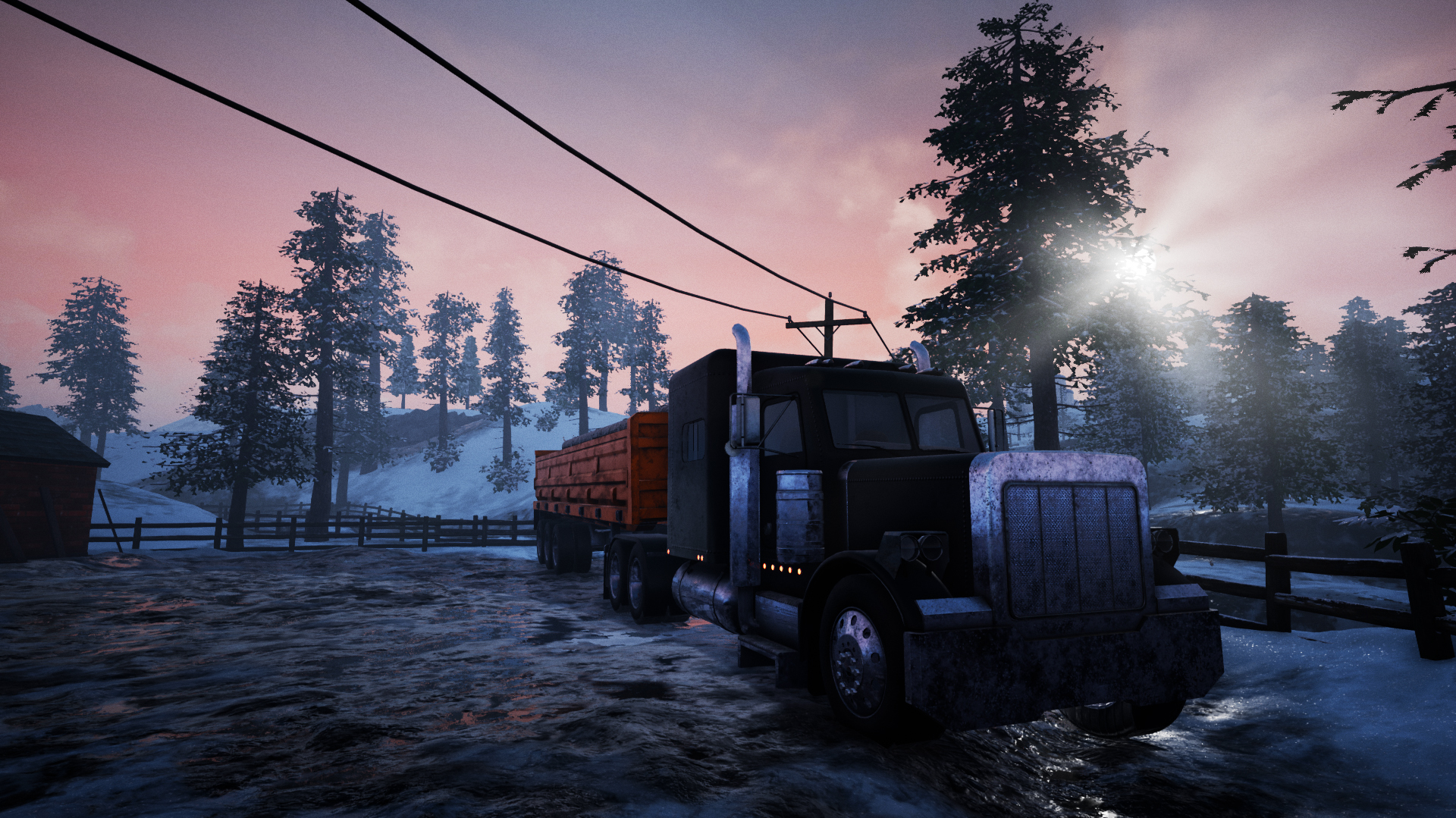 Alaskan Truck Simulator Download Skidrow