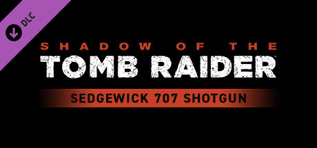 Shadow of the Tomb Raider - Sedgewick 707 Shotgun cover art