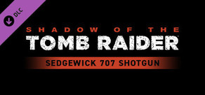 Shadow of the Tomb Raider - Sedgewick 707 Shotgun cover art