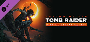 Shadow of the Tomb Raider - Deluxe Extras cover art