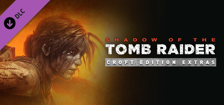 Shadow of the Tomb Raider - Croft Edition Extras