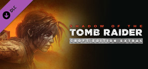 Shadow of the Tomb Raider - Croft Edition Extras cover art
