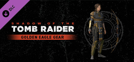 Shadow of the Tomb Raider - Golden Eagle Gear cover art