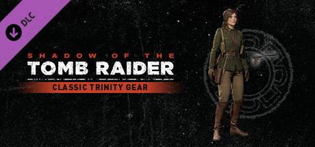 Shadow of the Tomb Raider - Classic Trinity Gear cover art