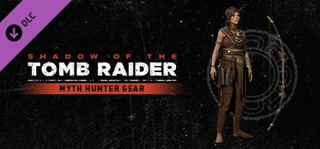 Shadow of the Tomb Raider - Myth Hunter Gear cover art
