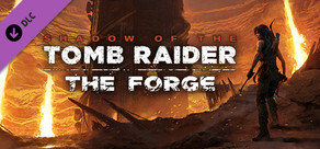 Shadow of the Tomb Raider - The Forge cover art