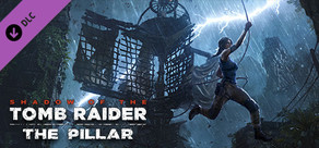 Shadow of the Tomb Raider - The Pillar cover art
