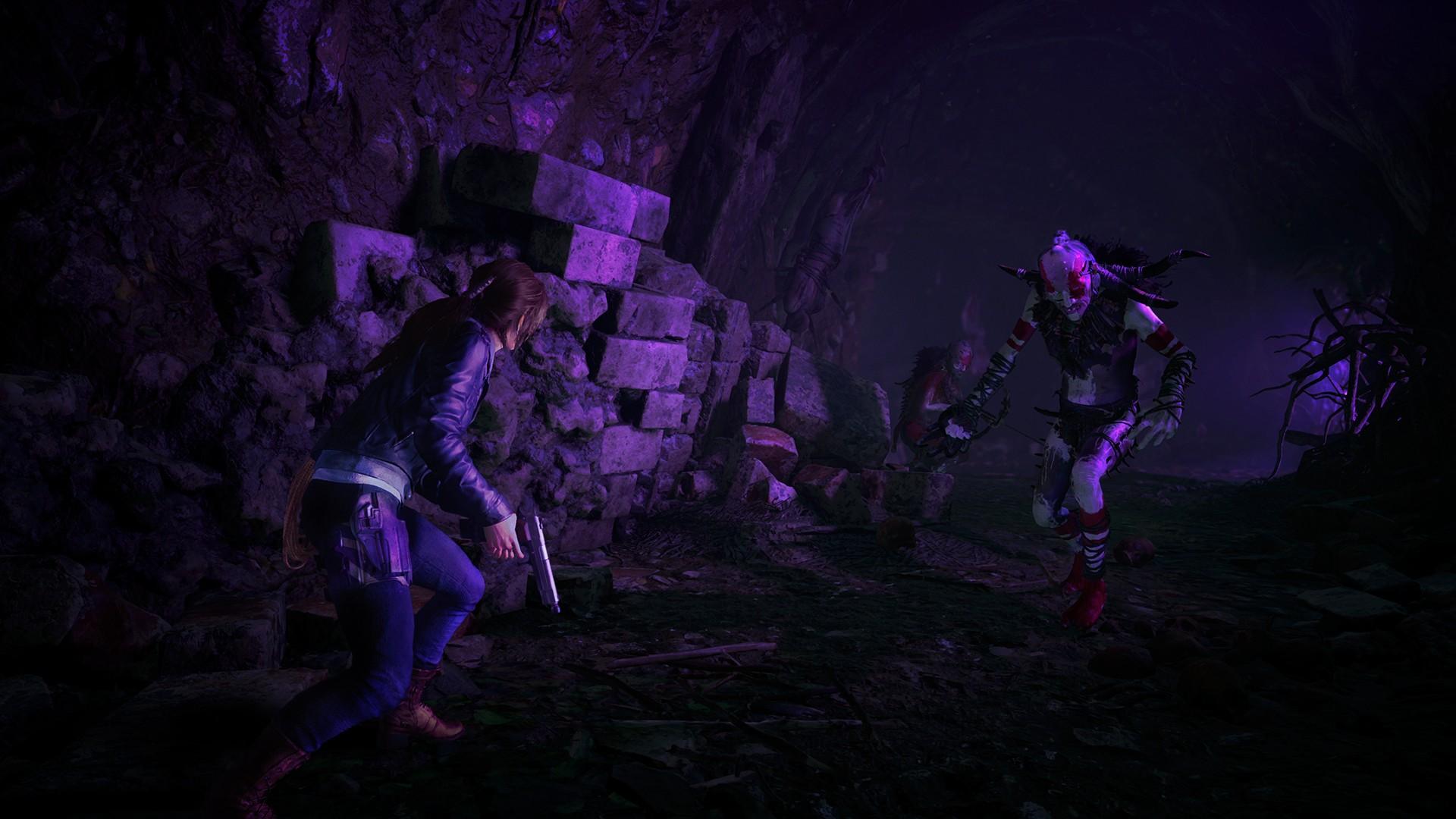 KHAiHOM.com - Shadow of the Tomb Raider - The Nightmare
