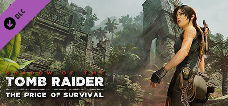 Shadow of the Tomb Raider - The Price of Survival cover art