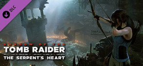 Shadow of the Tomb Raider - The Serpent's Heart cover art