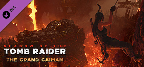 Shadow of the Tomb Raider - The Grand Caiman cover art