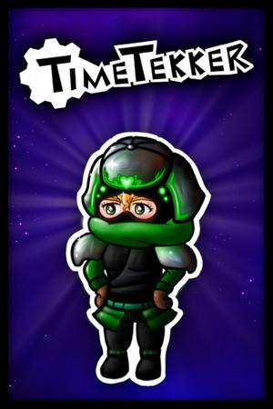TimeTekker poster image on Steam Backlog