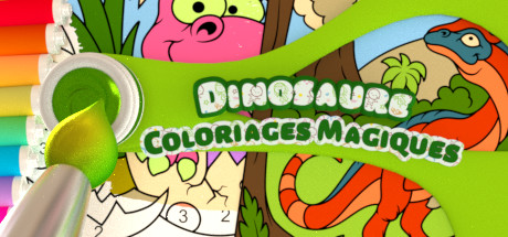 Coloriage Interactif.Color By Numbers Dinosaurs Sur Steam