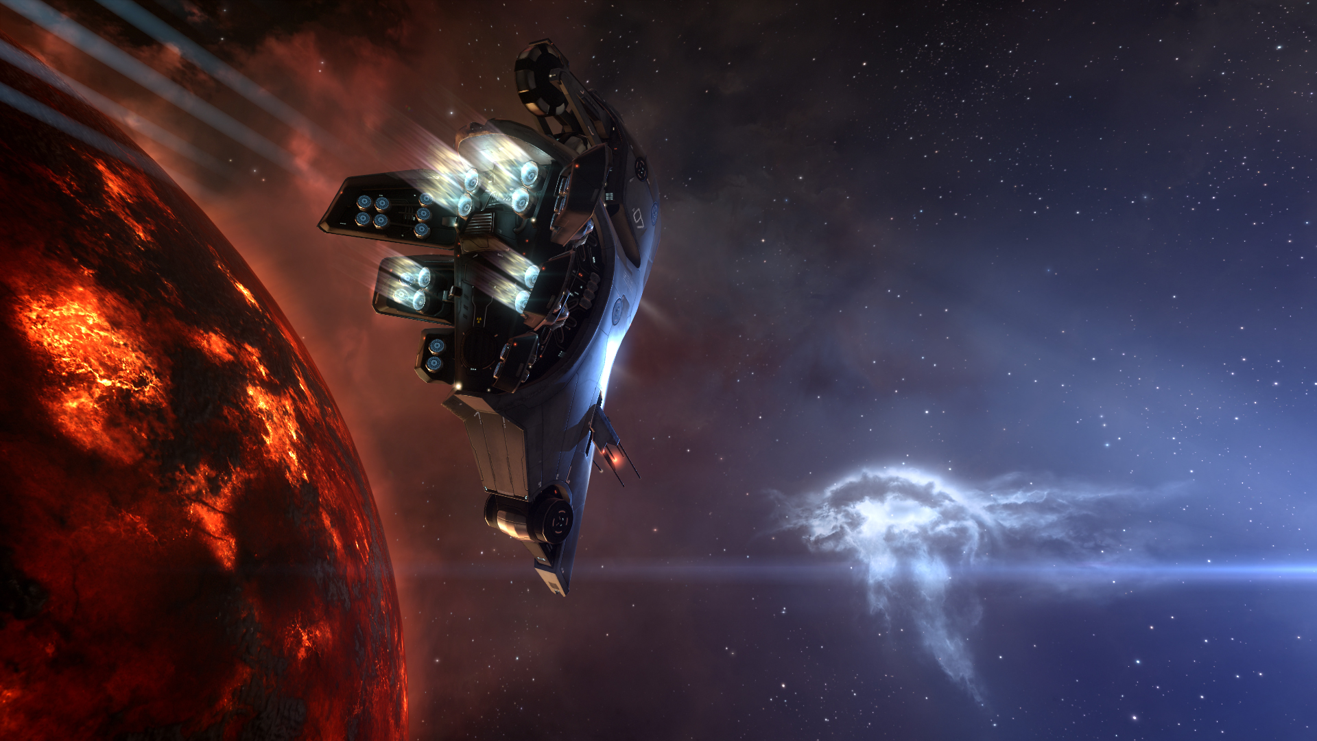 EVE Online PS4