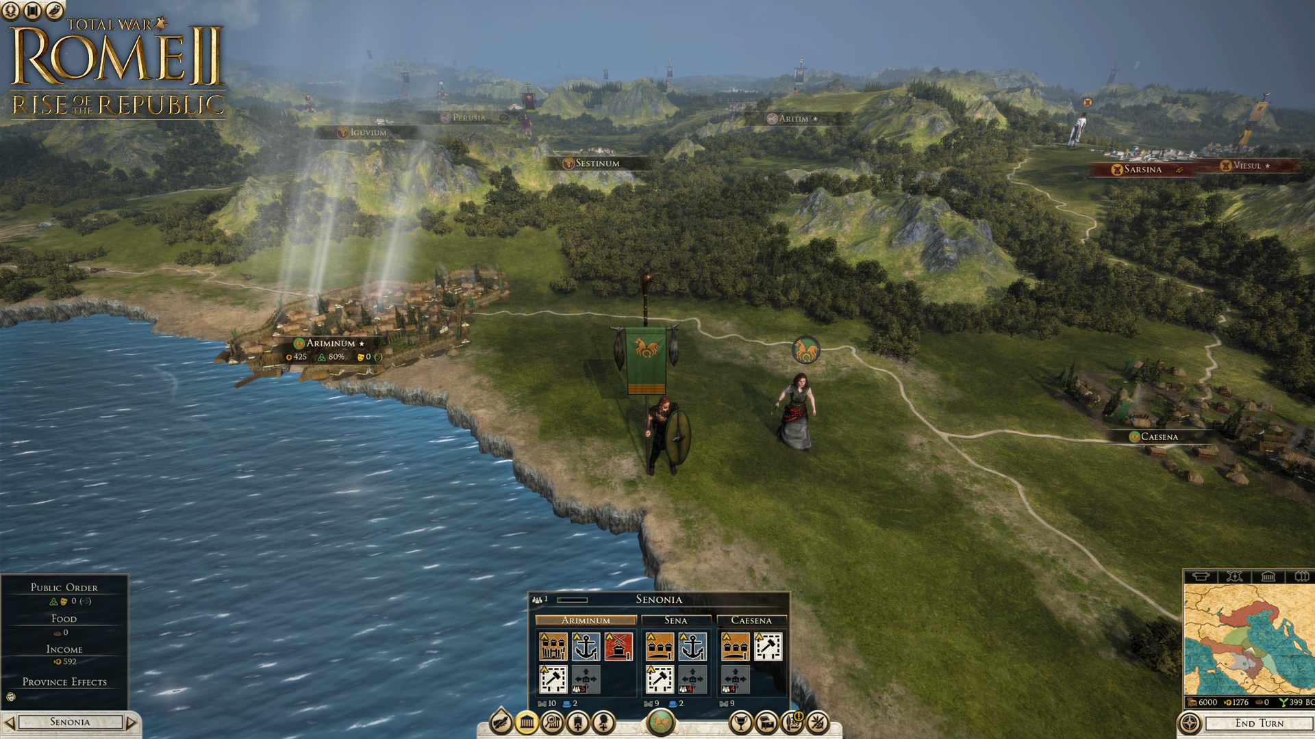 Total War: ROME II - Rise of the Republic Screenshot 3